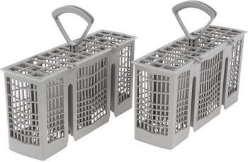 Двойная корзина для столовых приборов Bosch 00418280
