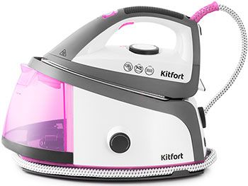 Парогенератор Kitfort КТ-944 Цвет серый