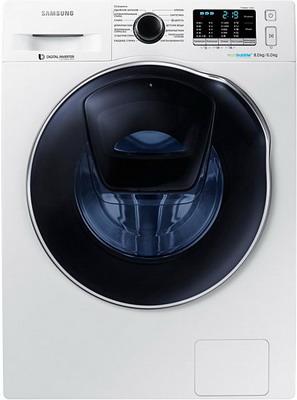 Стиральная машина с сушкой Samsung WD 80 K 5410 OW/LP