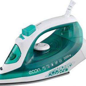 Утюг Econ ECO-BI2202 Цвет белый, зеленый