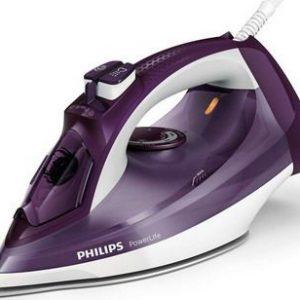 Утюг Philips GC 2995/30 PowerLife Цвет фиолетовый, белый
