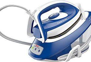Утюг с парогенератором Tefal SV7112E0 Цвет синий
