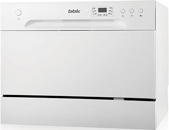 Компактная посудомоечная машина BBK 55-DW 012 D