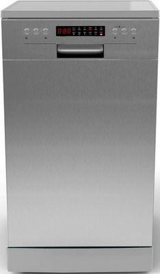 Посудомоечная машина De'Longhi DDWS 09 S Favorite Цвет серебристый