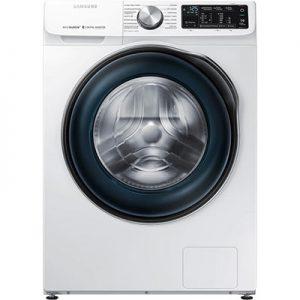 Стиральная машина Samsung WW10N64PRBW/LP 10 кг Цвет белый, кристальной синий WW10N64PRBW/LP